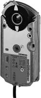 Электропривод воздушной заслонки Siemens GMA321.1E