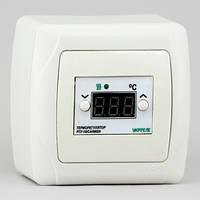 Терморегулятор для теплого пола, терморегулятор для внешней проводки РТУ-16/CARMEN_Н