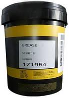 ENI (Agip) Grease MU EP 2 (5кг) Смазка водостойкая для подшипников, штифтов, втулок