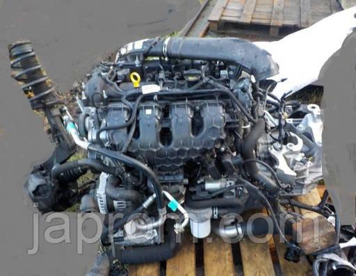 Мотор (Двигатель) Ford Galaxy Smax 2.0 EcoBoost R9CD 240л.с 2015г