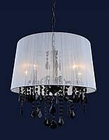 Подвесная люстра для спальни 7205005BL-5BL IVORY