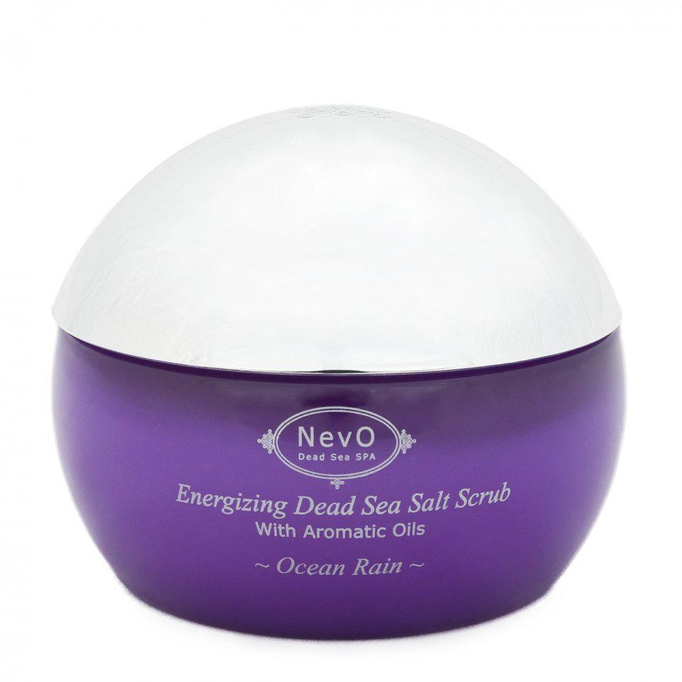 Пилинг для тела с содержанием солей из Мертвого моря Ocean 420 g
