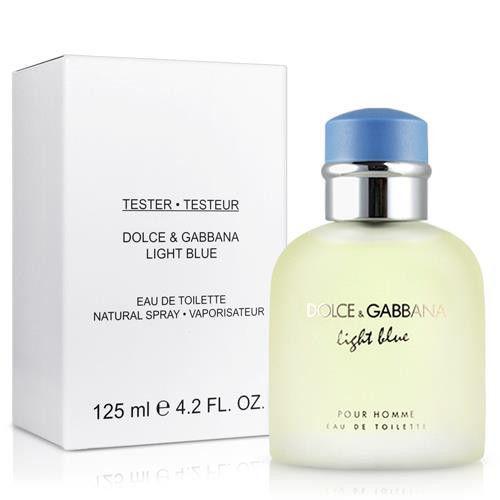 Tester мужской Dolce&Gabbana Light Blue EDT 125 мл
