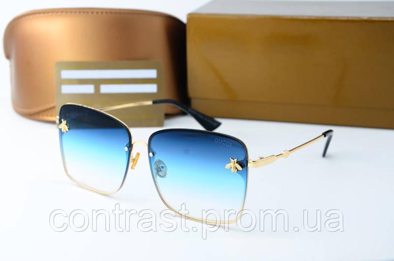 Солнцезащитные очки Gucci 2200 син