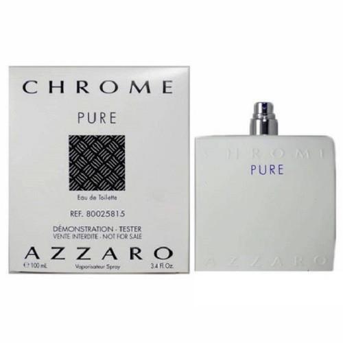Tester Мужской AZZARO Chrome Pure 100 Мл