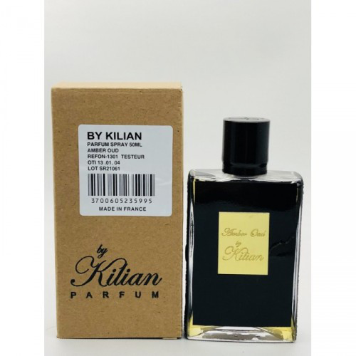 Tester Унисекс (Обычная Коробка) Kilian Amber Oud 50 Ml