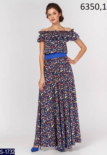 Платье S-1732
