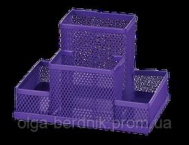 Прибор настольный, фиолетовый, ZB.3116-07