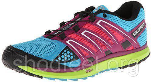 70582eac Женские кроссовки для занятий бегом Salomon X-Scream изготовлены по  новейшим технологиям бренда. Эта модель оснащена всеми необходимыми  качествами для ...