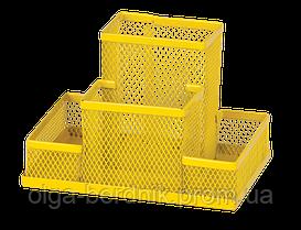 Прибор настольный, желтый, ZB.3116-08