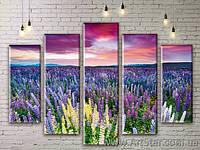 Модульные картины, пейзажи, Art. NATM0047