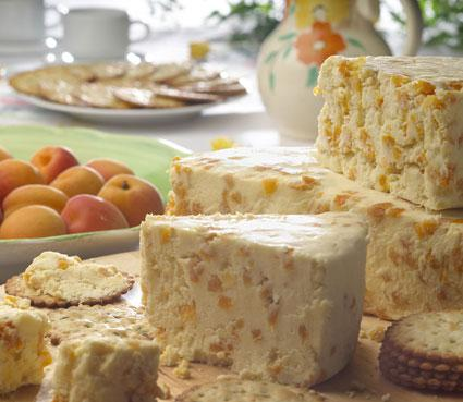 Белый Стилтон с манго и имбирем 1.250кг