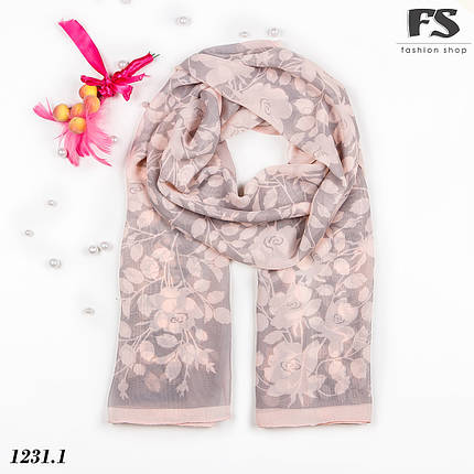 Лёгкий шарф Renaissance, фото 2