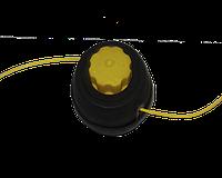 Шпуля самонамотка жовтий ніс