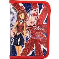 Пенал школьный Kite Winx fairy couture 621