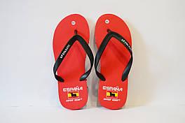 Вьетнамки мужские красные Espana Super Gear