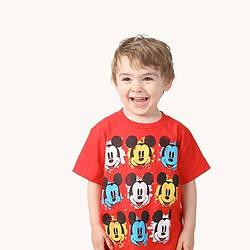 Забудьте о наценке посредника - покупайте детские футболки оптом, используя прямые связи!