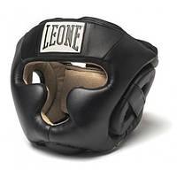 Боксерський шолом Leone Junior S Black