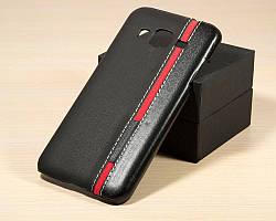 Кожаный жесткий чехол для Samsung Galaxy J7 j710 2016 (3 Цвета)