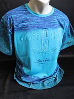 Трикотажные футболки для мужчин, фото 1