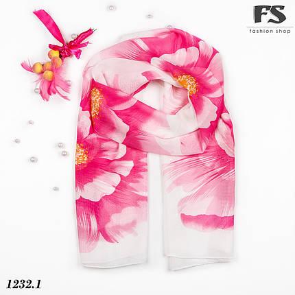 Лёгкий шарф Cute, фото 2