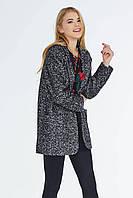 Куртка NENKA 530-c01 S Серый