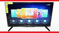 """LCD LED Телевизор 32"""" Smart TV, WiFi, 1Gb Ram, 4Gb Rom, T2, USB/SD, HDMI, VGA, Android 4.4"""