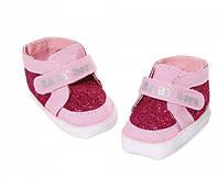 Обувь для куклы Baby Born  Стильные Кроссовки розовые