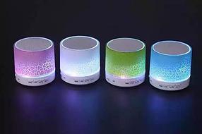 Мини-динамик Bluetooth VIVO светящийся!Акция, фото 2