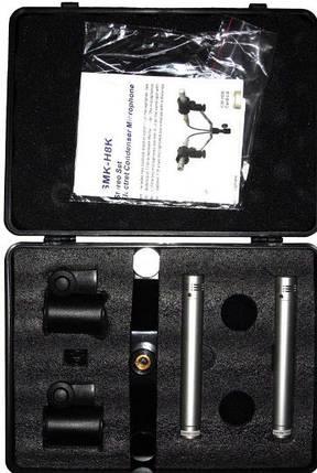 Микрофон конденсаторный инстументальный SUPERLUX SMKH8K, фото 2