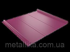 Фальцевая кровля , Корея в матовом покрытие PEMA 0,45 мм