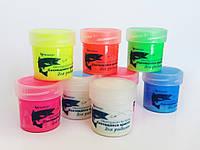 Светящаяся краска для рыбалки Acmelight, 20мл (8 цветов на выбор)