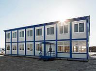 Сборные модульные дома для офиса и дачи | Цена строительства модульных металлоконструкций производителя, фото 1