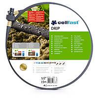 Сочащийся шланг DRIP (Cellfast) 15 м.