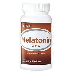 Витамины GNC Melatonin 3 120 tabs