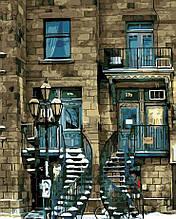 Картина по номерам ArtStory Старинный дом