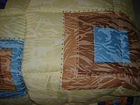 Одеяло полушерсть размер172х210.