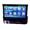 Автомагнитола с Выездной панелью на Android  с DVD и GPS  9901