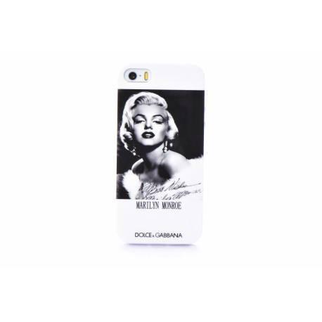 Чехол Накладка Dolce&Gabbana Marilyn Monroe