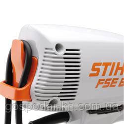 Stihl FSE 81 фиксатор кабеля