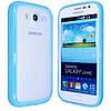 Чехол TPU Накладка для Samsung Grand dous i9082 Синии
