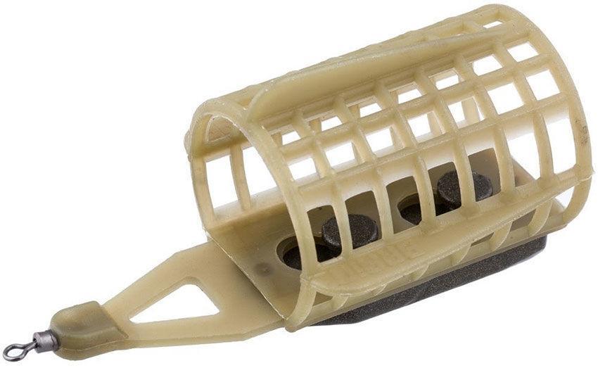 Кормушка фидерная со съемными грузом и дном, 70г