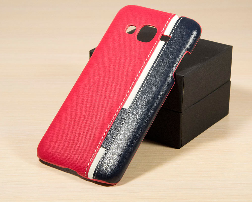 Кожаный жесткий чехол для Samsung Galaxy J5 j510 2016 (3 Цвета)