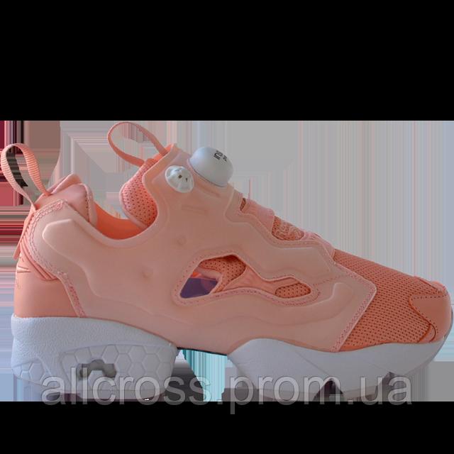 Кроссовки женские Reebok Insta Pump Fury розовый