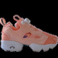 Кроссовки женские Reebok Insta Pump Fury розовый, фото 1