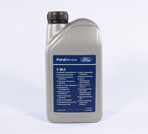 Масло АКПП / Гидроуселителя руля Ford C-ML5, 1л WSS-M2C938-A