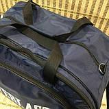 Спортивные дорожные сумки EVERLAST (синий плащевка)35*60, фото 2