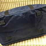 Спортивные дорожные сумки EVERLAST (синий плащевка)35*60, фото 4