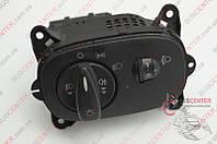 Переключатель / включатель света фар, противотуманных фар и корректор фар Ford Transit (2000-2006) YC1T13A024