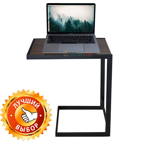 Столик подставка для ноутбука Лофт PSK-01-30-50